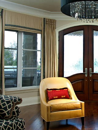 Front Door Interior