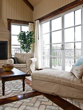 Front Door Interior Comfort