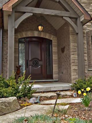 Front Door Exterior