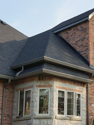 Eavestrough Soffit Fascia