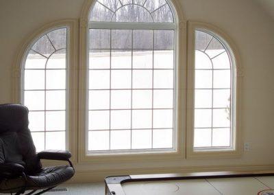 nice shaped window