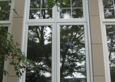 custom shape window