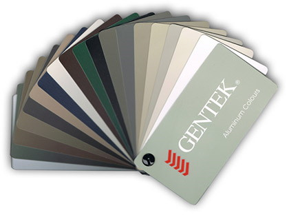 Gentek Colours