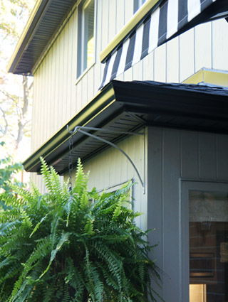 Soffit Fascia & Eavestrough