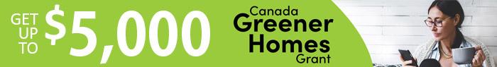 Canada Greener Homes Grant